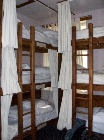 The West Highland Way Sleeper: One of the rooms