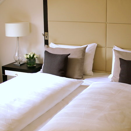 Number Four at Stow Hotel & Restaurant : Bedroom