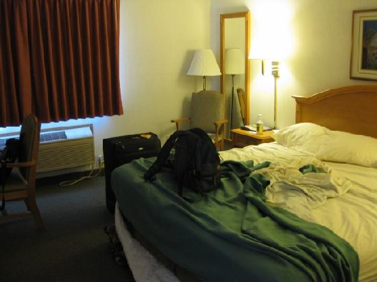 Baymont Inn & Suites Hot Springs : Our room after a good night sleep