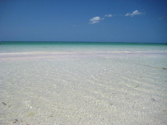 Holbox Island, Μεξικό: Playa Holbox