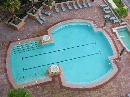 Origin Beach Resort : Condo Pool