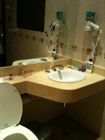 Hotel Gillow: baño