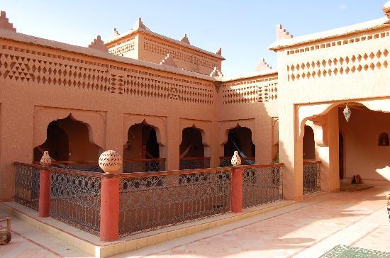 Boumalne Dades, Marruecos: Hotel