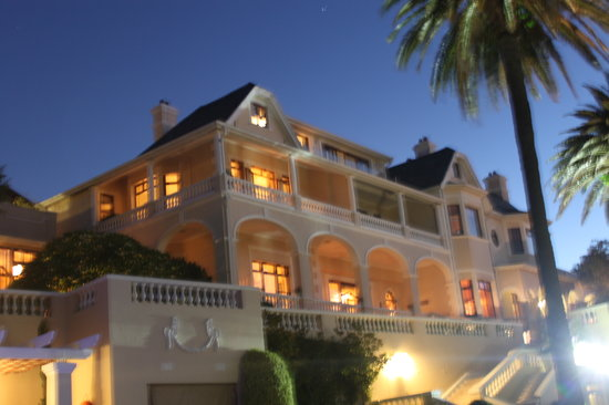 Ellerman House: Das Haus