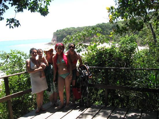 Pousada Tartaruga: Praia do Madeiro