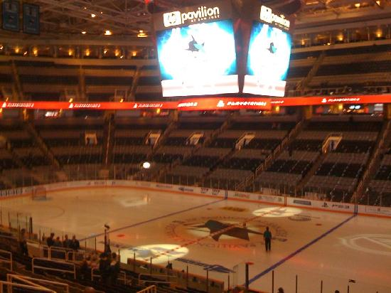 SAP Center: Shark Tank