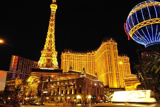 las vegas casino von außen