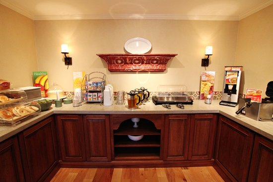 Quality Inn Santa Ynez Valley : Breakfast Area