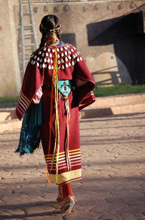 Cortez Cultural Center: She dances in Grandmother's moccasins