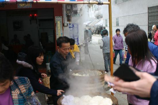 Shenzhen, China: streetfood