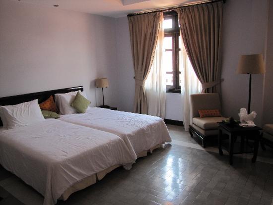 Villa Hue: Zimmer