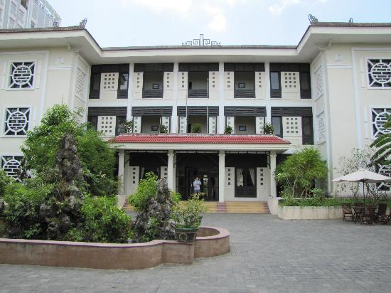 Villa Hue: Außenansicht