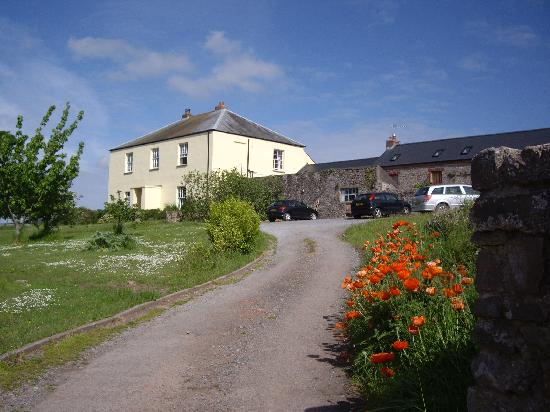 Lower Lamphey Park: Guest house
