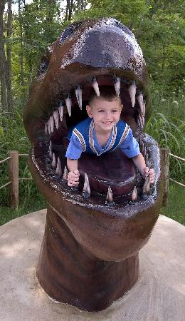 Plant City, Floryda: Dinosaur World
