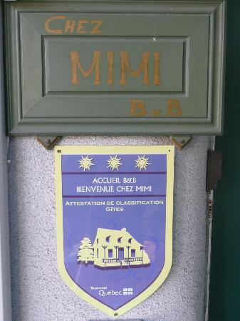 Bienvenue chez Mimi: Bienvenue !!