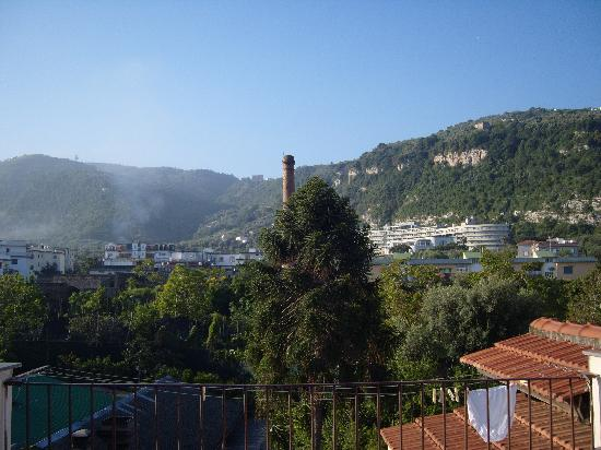 Don Valerio B&B: views from the terrace