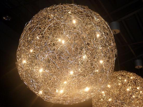 PORTOPEO: i lampadari