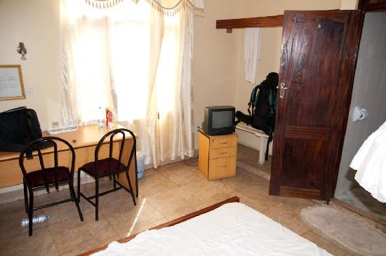 Transit Motel Ukonga: Camera matrimoniale