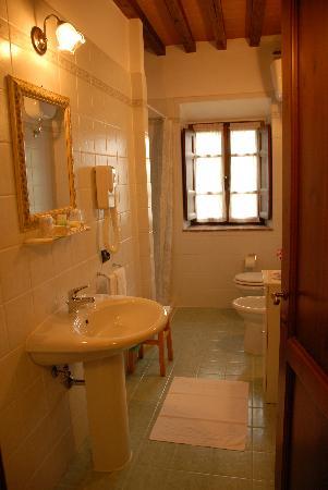 Hotel Vecchio Asilo: Salle de bain