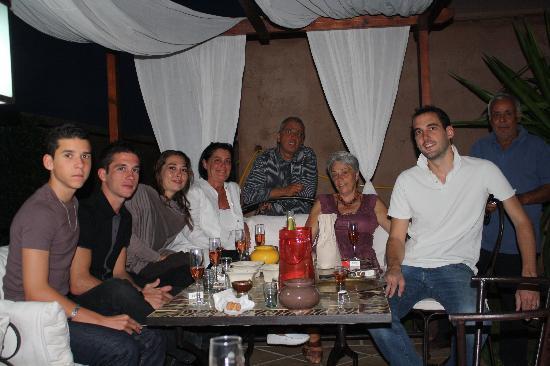 Villa Tata Marie : L'apéro