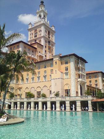 The Biltmore Hotel Miami Coral Gables : Amazing swimming pool