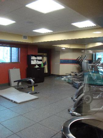 Hampton Inn & Suites Denver Highlands Ranch: Gym