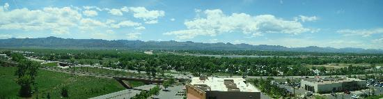 Hampton Inn & Suites Denver Highlands Ranch: View from the 6th floor
