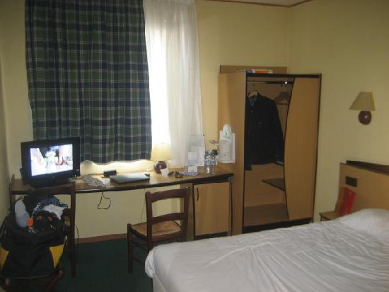 Campanile Hotel - Old Town: zimmer