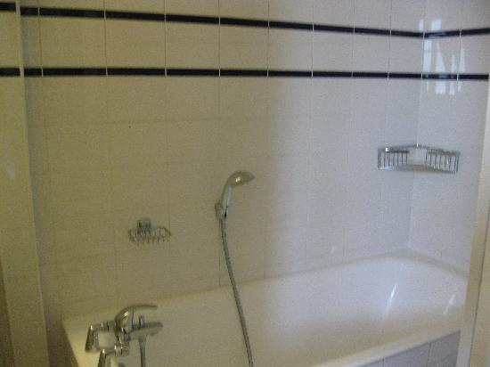 handheld shower bath picture of paris france hotel