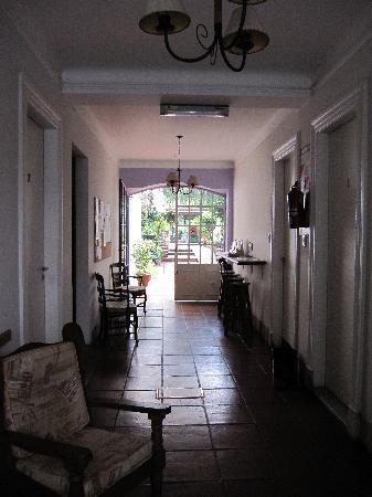 Caseron Porteno B&B: Main entrance