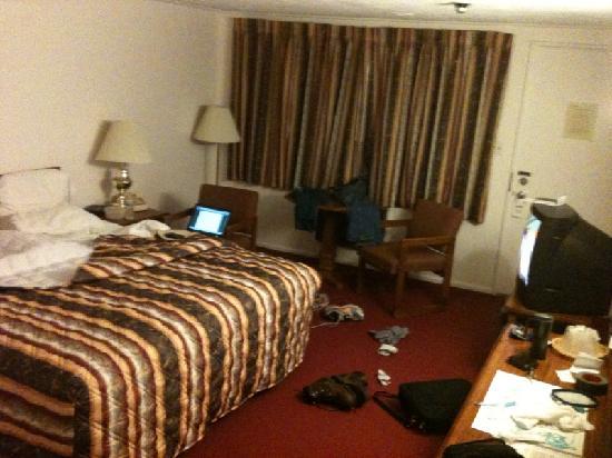 Mariner Motel: my room