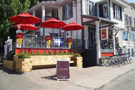 La Sandwicherie Cafe + Bistro: Été 2009