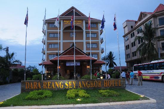 Dara Reang Sey Hotel Siem Reap