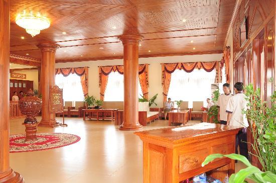 Dara Reang Sey Hotel Siem Reap: Lobby