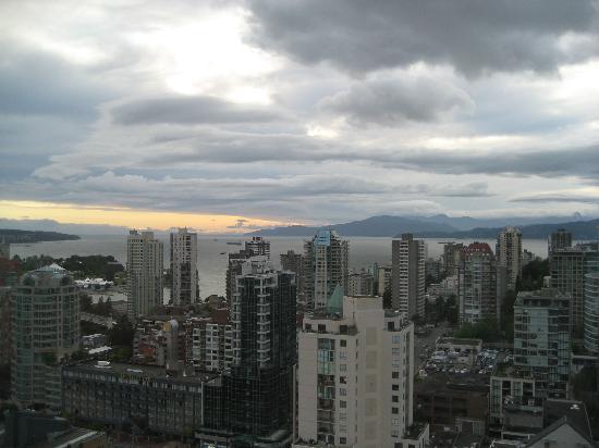 Vancouver, Canadá: Skyline