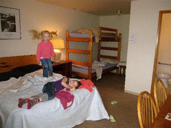 Seaside International Hostel: Rooms