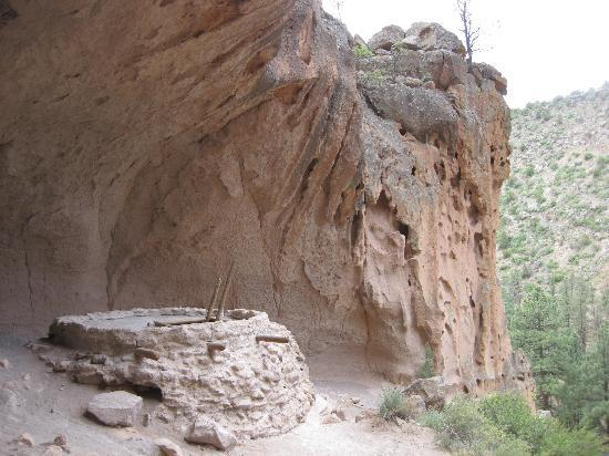 Bandelier National Monument: Ceremonial Cave