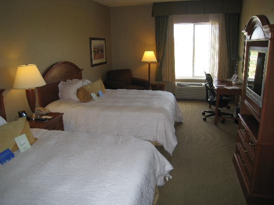 Hilton Garden Inn St. George: Room