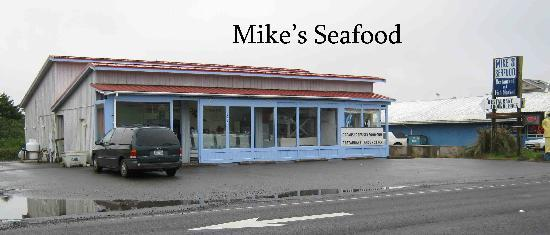 Ocean Shores, WA: Restaurant & Fish Market