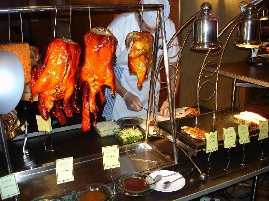 Hilton Singapore: Buffet