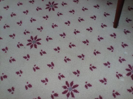 Palmira Paradis Hotel: bar area carpet spotless hotel