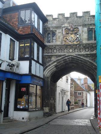 Salisbury 2008