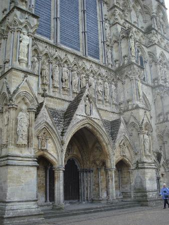 Salisbury 2008 - Cathedral