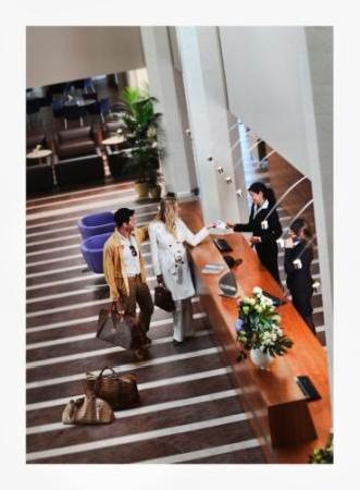 Hotel Corte Valier: reception