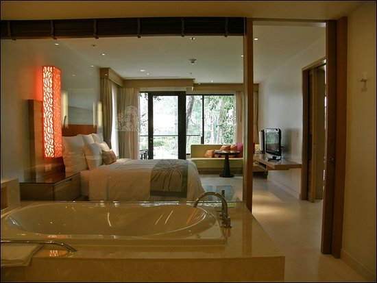 Renaissance Phuket Resort & Spa : Bedroom Suite
