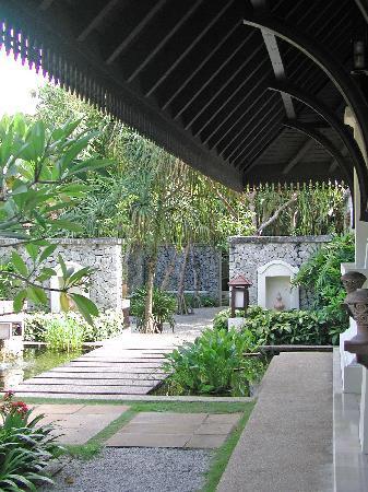 Pangkor Laut Resort: Spa Village
