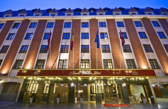 Photo of Royal Windsor Hotel Brussels