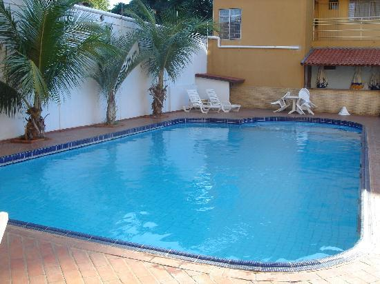 Aguas do Iguacu Hotel Centro: pool, better than expected