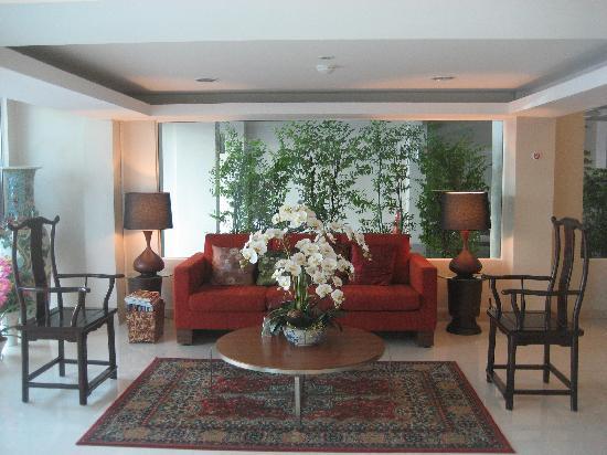 Bangkok Loft Inn: Lobby