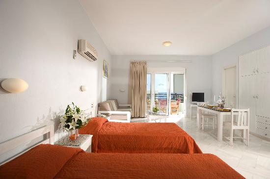 Alantha Apartments Hotel : Studio